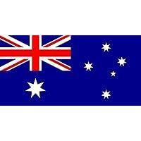 *** PROMOTION *** Drapeau Australie - 150 x 90 cm (Uniquement chez le vendeur PLANETE SUPPORTER = 100% conforme à l'image)