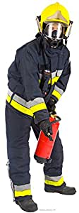 Star Cutouts Cut Out of Fireman
