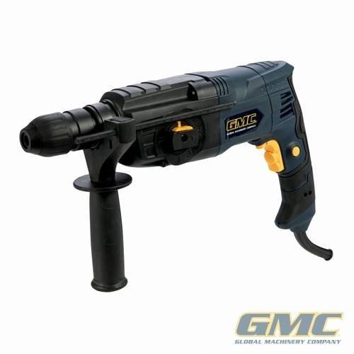 GMC 207462 - TALADRO PERCUTOR SDS PLUS DE 5 FUNCIONES  850 W (SDSHD850)