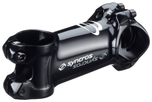 SYNCROS BIKE STEM   POTENCIA DE CICLISMO  TAMAÑO 31  8 / 120 MM  COLOR NEGRO