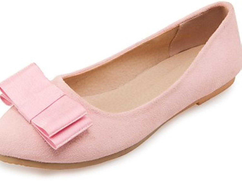 PDX/Damen Schuhe flach Absatz spitz Toe Wohnungen Casual Schwarz/Pink/Violett/Beige