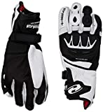 Held Leather Gloves Evo-Thrux Ii Black/White 9