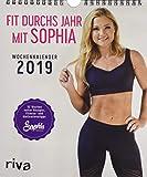 Fit durchs Jahr mit Sophia: Wochenkalender 2019 medium image