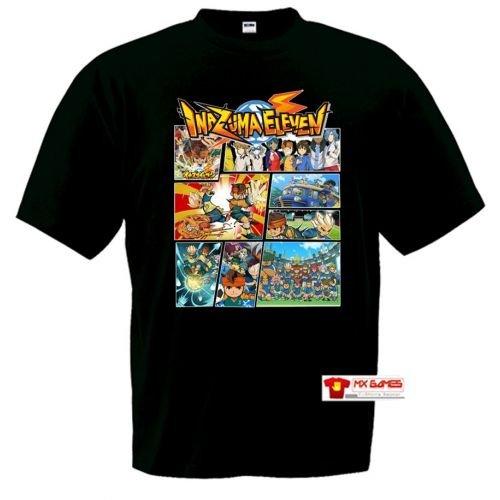 camiseta-inazuma-eleven-tipo-gta-negra-talla-7-8-anos
