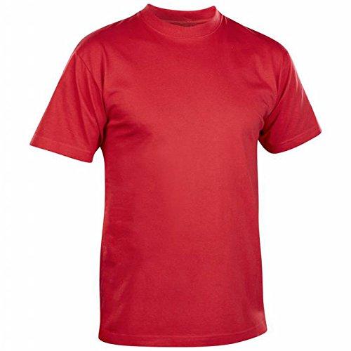 Blakläder 330010305600x XL T-Shirt Größe XXL Rot