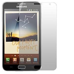 4 x Slabo Displayschutzfolie Samsung Galaxy Note   Galaxy N7000 Displayschutz Schutzfolie Folie Crystal Clear unsichtbar MADE IN GERMANY