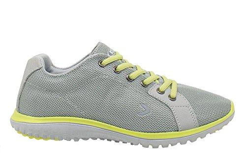 Kefas - Easy W 3553 - Chaussure en mesh femme Vert
