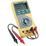 KM 03 Multímetro digital 1.000 VDC/750 VAC, 20 A, 40 MΩ