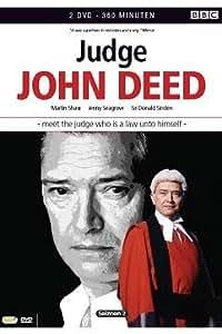 Judge John Deed - Season Two 2-DVD Set ( Political Expediency / Abuse of Power / Nobody's Fool / Everyone's Child ) ( Judge John Deed - Season 2 )