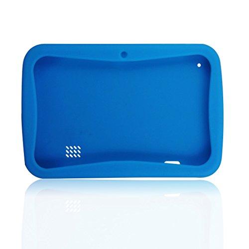 Produktbild Kindgerechte Hülle (Blau),  fuer Kinder Tablet PC 7 Zoll HD Display 1G RAM Und 8G ROM-Speicher Android Quad Core Tablet für Kids