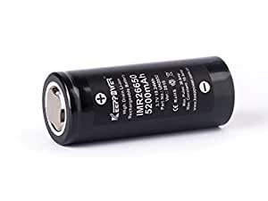 Keeppower IMR26650 - 5200mAh, 15A, 3,6V - 3,7V Li-ion Akku