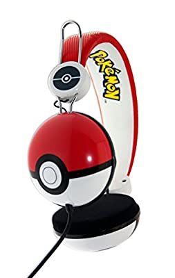 OTL Pokemon POKE BALL - Auriculares por OTL