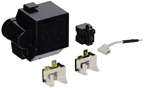 Whirlpool Teilenummer 2204413: start-device. Kombination (Start Relais und Überlast) für Produktion C -