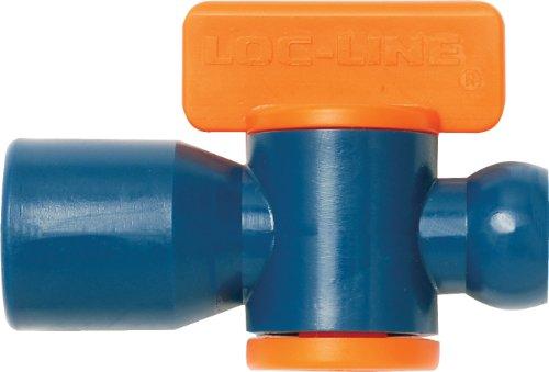 """TPF kommerziellen 82076090-Pack von 2Schlüssel Schließung für Rohr flexibel Kühlmittel NPT IG 1/4"""""""