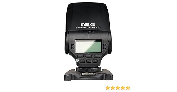 Meike Mk 320 ח כ 320 Mk320 Ttl Speedlite עבור Fujifilm חם נעל מצלמה X E3 X T3 X T2 X T2 X T20 X T100 X T1 X M1 X100s כמו Ef 20