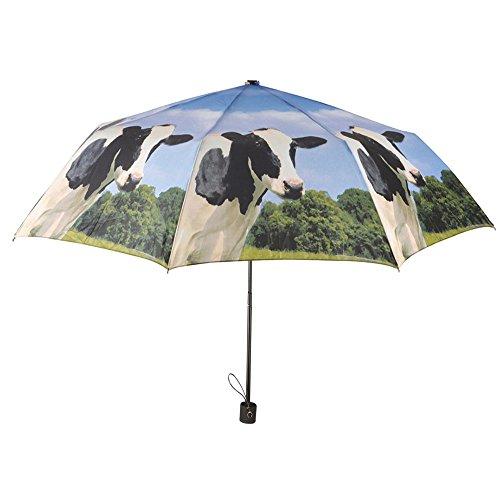 rm faltbar Kuh, bunt, 100x100x55.7 cm, TP157 (Kuh Passt)