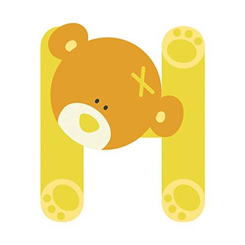 Bambino in legno orsetto H