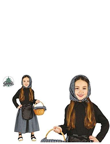 Imagen de disfraz de castañera infantil 5 6 años