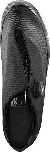 Fizik M6B - Chaussures - noir 2017 chaussures vtt shimano schwarz/schwarz