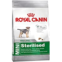 Royal Canin C-08379 S.N. Mini Sterilised - 8 Kg