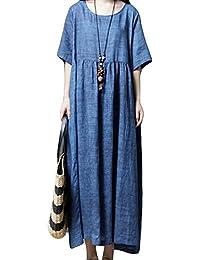 Amazon.fr   robe de plage   Vêtements 2cf0d419b0a