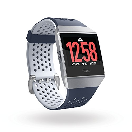 Fitbit Ionic Health & Fitness Smartwatch (GPS) with Heart Rate, Swim Tracking & Music