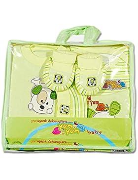 Baby Boy-set di 7 pezzi, ideale per neonati gift. da 0 a 6 mesi.