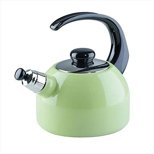 Riess Flöten-Wasserkessel 2L Grün