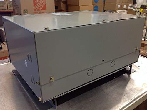 Kva Transformator (Powertran 3P841-9K Transformator 9KVA 3-Phasen 480V sekundär 240V)