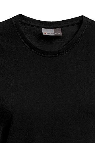 T-shirt Premium femme Noir