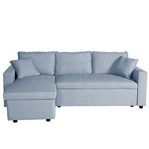 Sofá cama chaise longue VentaMueblesOnline adara