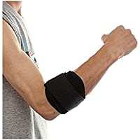philna12 ajustable deporte (transpirable movimiento tenis elbow-black