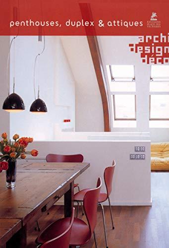 Penthouses, Duplex & Attiques par Collectif