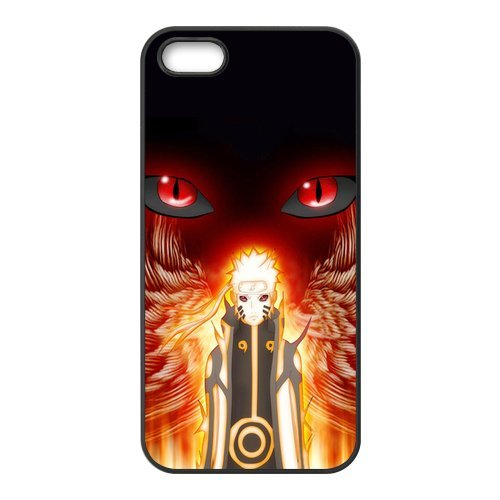 """Pour Apple iPhone 55S """"Coque Naruto, protection Case Protective Cover Handytasche Accessoires pour Apple iPhone 5/5S"""