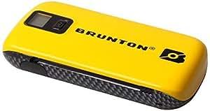 Brunton #Metal-YL Metal 4400 Power Pack AC/USB Charging Device, Yellow by Brunton Sporting Goods