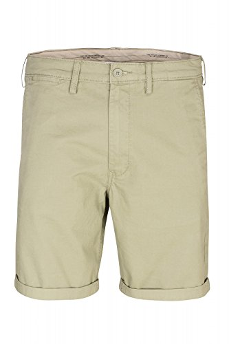 Lee Chino Short Shorts verde L71JGK04, Size:W28