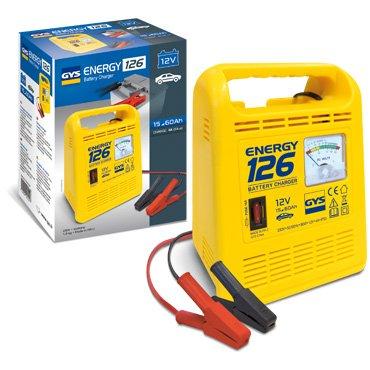 GYS Energy 126 traditionnel chargeur de batterie