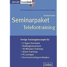 Seminarpaket Telefontraining: Seminarpaket als CD-ROM mit Word-, PDF- und PowerPoint-Dateien