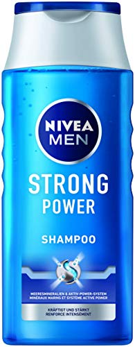 Nivea Men Strong Power Shampoo, 1er pack (1 x 250 ml)