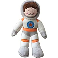 Storklings Astronaut Stuffed Plush Spaceman Soft Toy for Children