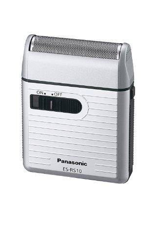 Panasonic ES-RS10-S Men\'s Pocket Shaver silver ESRS10 Made in JAPAN /GENUINE by Panasonic