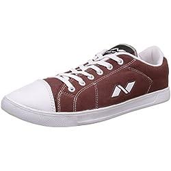 Nivia Men's Tan Sneakers - 8 UK/India (41 EU)(4966)