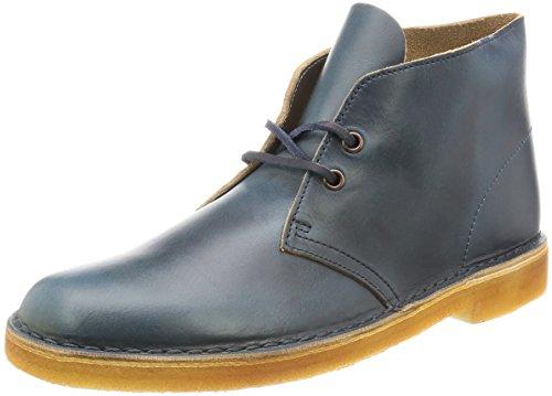 clarks-originals-casual-hombre-botas-desert-boot-en-piel-azul-tamao-46
