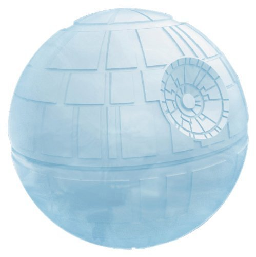 Runfon Silicone Wars Death Star Round Ball Ice Cube Mold Tray Desert Sphere DIY Mould 100% brand new and high quality
