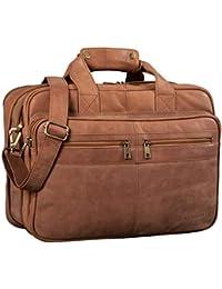 STILORD  Alexander  Borsa da lavoro in pelle uomo donna Grande borsa porta  documenti e 6941196be47