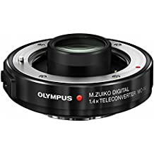 Olympus MC 1.4 - Teleconvertidor para objetivo M.Zuiko Digital ED 40-150mm f2.8 PRO (x1.4), negro