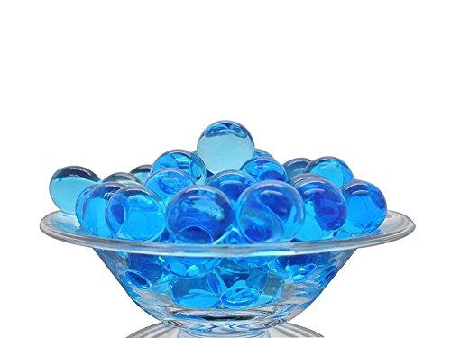 Wasser Aqua Perlen Vase ungiftig Crystal Pearl-Gel Filler Home Kitchen Hochzeit Geburtstag Party Tisch Mittelpunkt Dekoration-1000pcs von trimmen Shop® königsblau