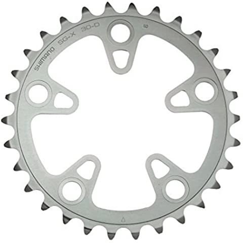 Shimano Dura-Ace Triple Chainring FC-7803 - 30T by Shimano Spares