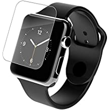 InvisibleShield HD - Protector de pantalla HD Clarity para Apple Watch, 38 mm