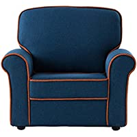 Preisvergleich für ALUK- small stool Kinder Mini Sofa Einfache Moderne Sitz Candy-farbige Lesestuhl Farbe Schöne Komfortable Und Leichte L64cm * W54cm * H55cm